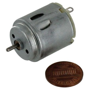 Photo of the: 3V DC Motor 350mA 13800RPM