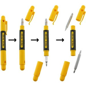 Photo of the: 4-in-1 Pen Screwdriver