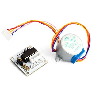 Photo of the: 5 VDC Stepper Motor with ULN2003 Driver Board