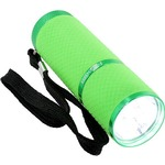 Photo of the: 9 LED Glow-in-the-Dark Flashlight