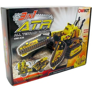 Photo of the: ATR - All Terrain Robot Kit