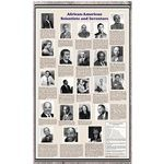 Photo of the: African American Scientists and Inventors Poster