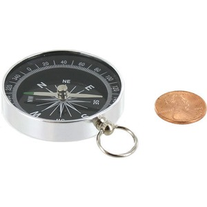 Photo of the: Aluminum Compass - 1.75 inch