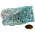 Photo of the: Amazonite - Large Chunk (2-3 inch)