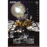 Photo of the: Apollo Lunar Landings Poster