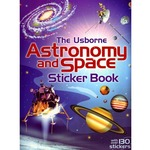 Photo of the: Astronomy and Space Sticker Book