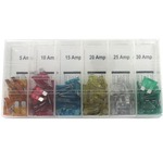 Photo of the: Auto Fuse Set - 120pcs