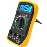 Backlit Digital Multimeter.