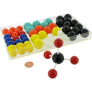 Photo of the: Basic Molecular Model Set