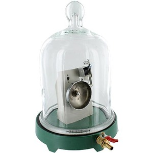 Photo of the: Bell Jar with Bell and Pressure Plate