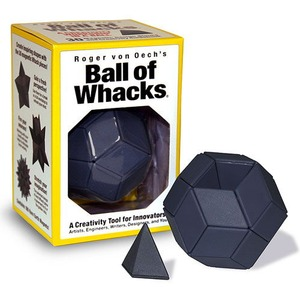 Photo of the: Black Ball of Whacks
