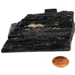 Photo of the: Black Tourmaline - Large Chunk (2-3 inch)