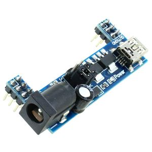 Photo of the: Breadboard Power Supply 3.3V 5V USB Arduino