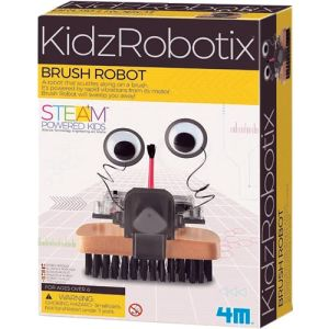 Photo of the: Brush Robot 4M STEM Kit