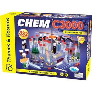 Photo of the: Ultimate Chemistry Set CHEM C3000 v2.0