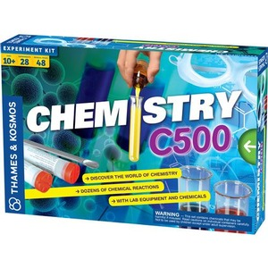 Chemistry kits for kids and advanced chemistry sets learn about chem c500 chemistry set v20 solutioingenieria Gallery