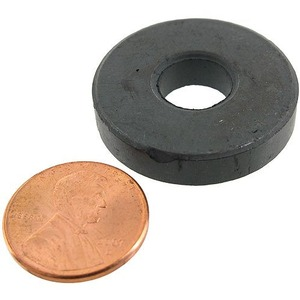 Photo of the: Ceramic Ring Magnet