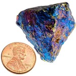 Photo of the: Chalcopyrite - Rough Bulk Mineral