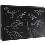 Photo of the: Chalkboard Placemats - Learning Set of 4