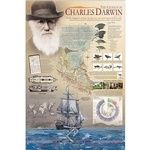 Photo of the: The Genius of Charles Darwin Poster