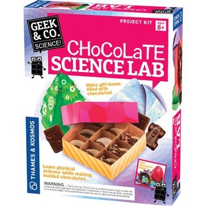 Photo of the: Chocolate Science Lab Kit