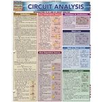 Photo of the: Circuit Analysis Study Chart