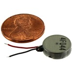 Photo of the: Coin Vibration Motor - 3V
