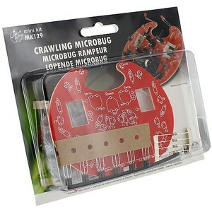 Photo of the: Crawling Microbug Solder Kit