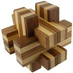 Buy Cross Roads Bamboo Puzzle.