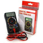 Photo of the: Digital Multimeter with Data Hold