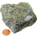 Photo of the: Diopside - Large Chunk (2-4 inch)