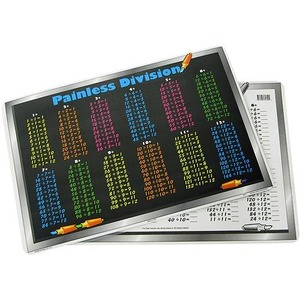 Photo of the: Division Tables Placemat