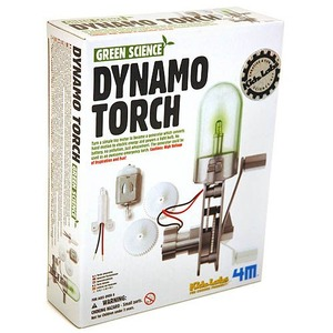 Photo of the: Dynamo Torch 4M Kit