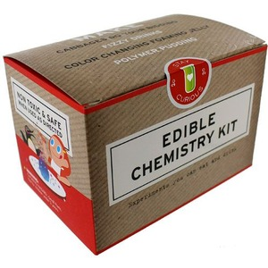 Photo of the: Edible Chemistry Kit