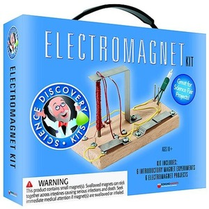 Photo of the: Electromagnet Set