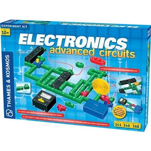Photo of the: Electronics Advanced Circuits Kit