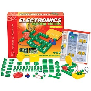Photo of the: Electronics Learning Circuits Kit