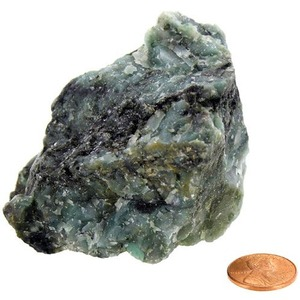 Photo of the: Emerald - Large Chunk (2-3 inch)