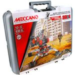 Meccano Super Construction Set - 638 Pieces.