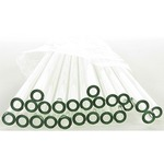 Photo of the: Set of 24 Flint Glass Tubes - 5mm OD x 24 inches