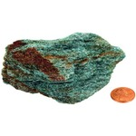 Photo of the: Fuchsite - Large Chunk (2-3 inch)