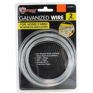 Photo of the: Galvanized Wire