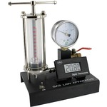 Photo of the: Gas Law Apparatus