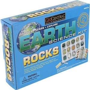 Photo of the: GeoCentral Rock Science Kit