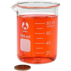 Photo of the: Glass Beaker - 100ml