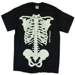 Photo of the: Glow Skeleton T-Shirt