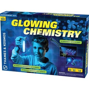 Photo of the: Glowing Chemistry Kit
