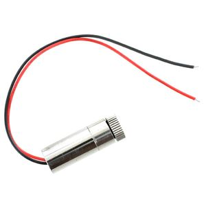 Photo of the: Adjustable Green Laser Module - Line 510nm 5mW