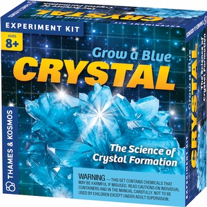 Photo of the: Grow a Blue Crystal Kit