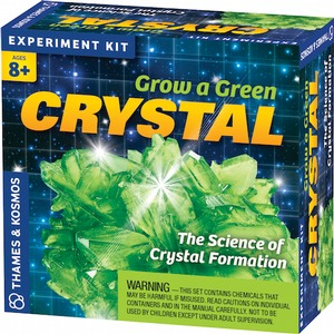 Photo of the: Grow a Green Crystal